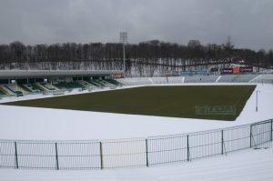 Ogrzewanie boisk piłkarskich - Lechia Gdańsk
