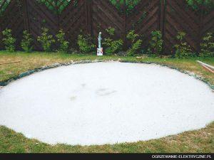Elektryczne ogrzewanie basenu ogrodowego